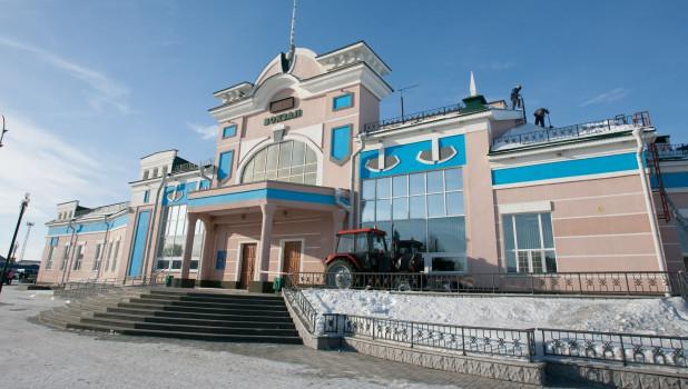 В Рубцовске.