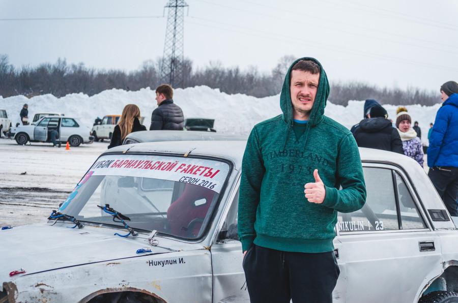 Иван Никулин о популярности дрифта