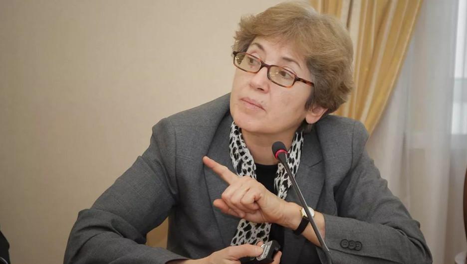 Наталья Зубаревич.