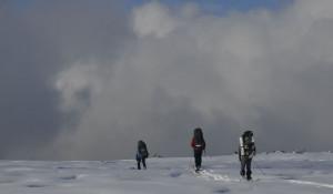 Участники турклуба АГУ совершили уникальное путешествие по горам Алтая.