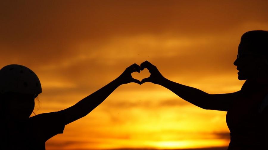 Любовь. Отношения.