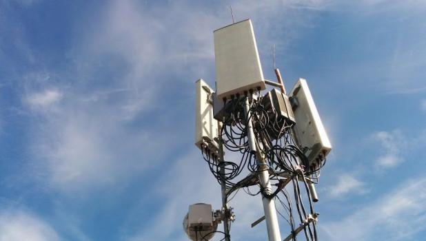 Базовая станция сотовой связи.
