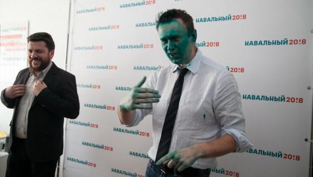 Господина Навального уже в скором времени могут упечь за решетку