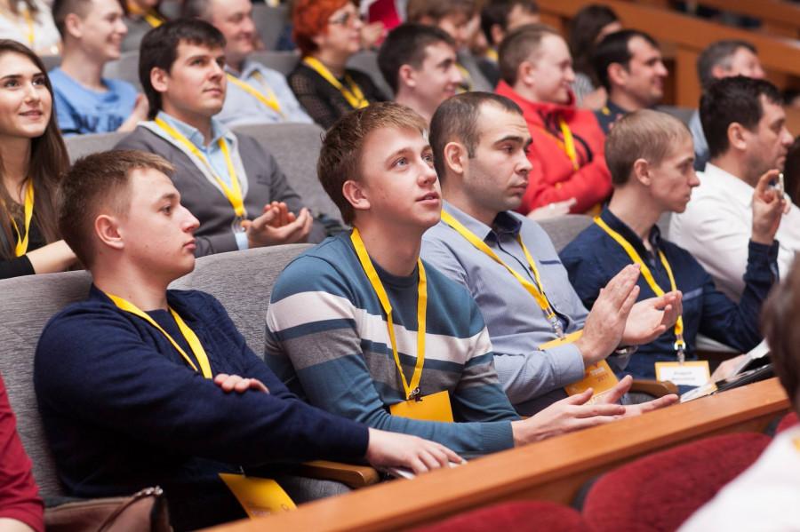"""Стартап-тур """"Сколково"""" в Барнауле."""