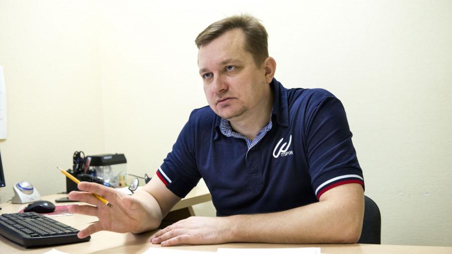 Евгений Абрамов.