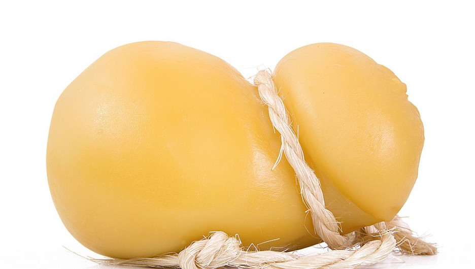 Итальянский сыр Скаморца