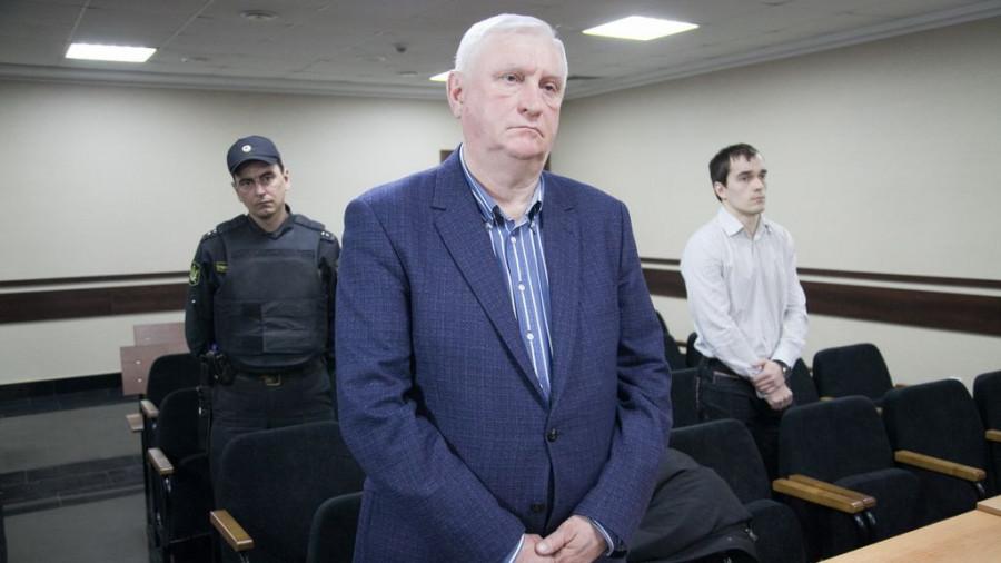 Игорь Савинцев в суде.