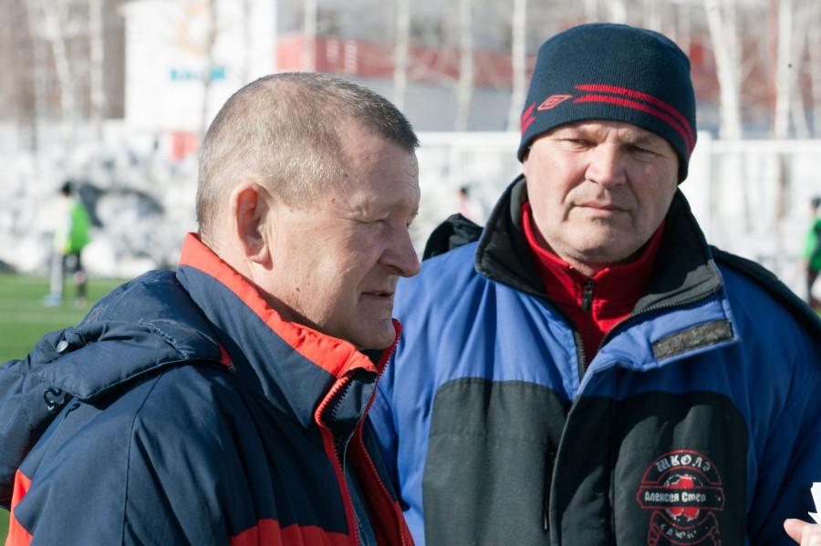 Михаил Путинцев и Николай Копылов.