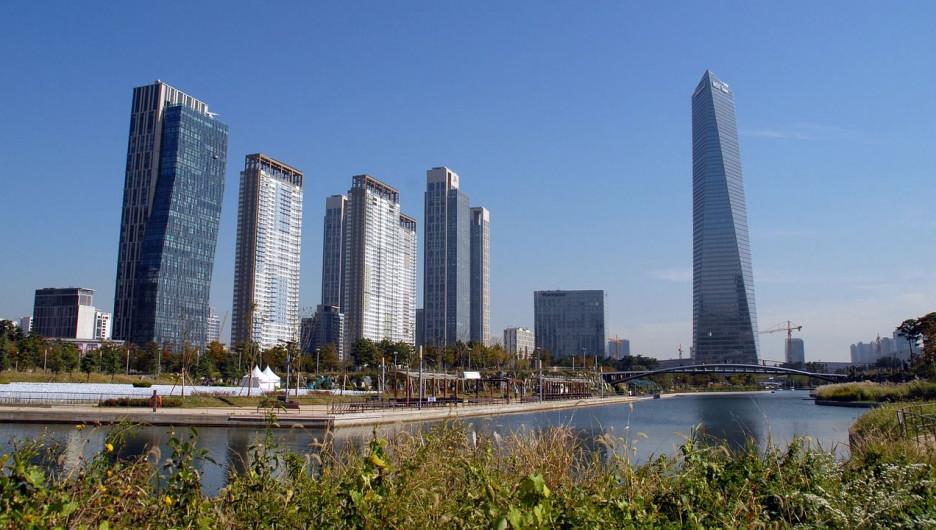 Южная Корея.
