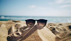 Солнце. Пляжный сезон.