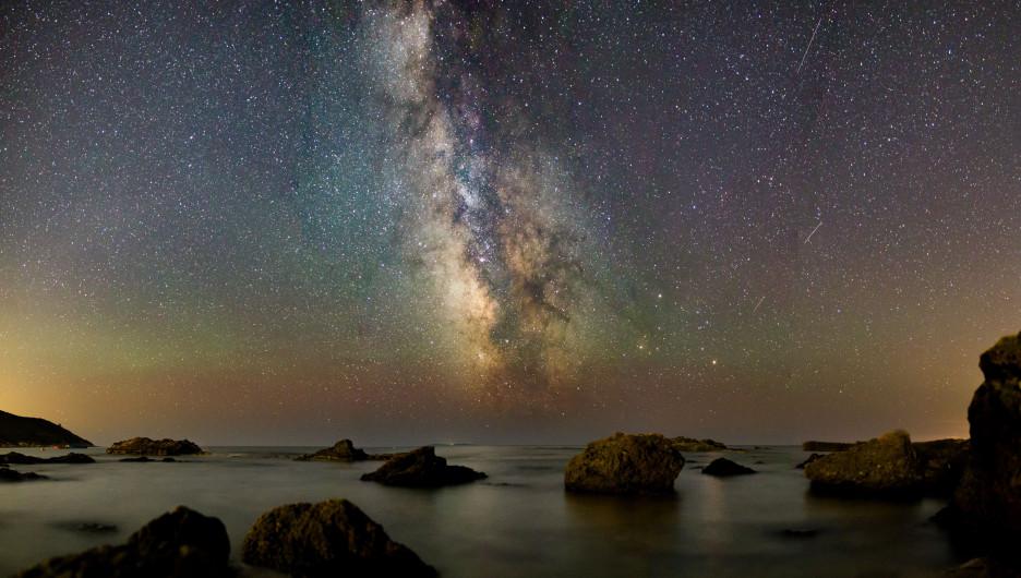 Космос. Звезды.
