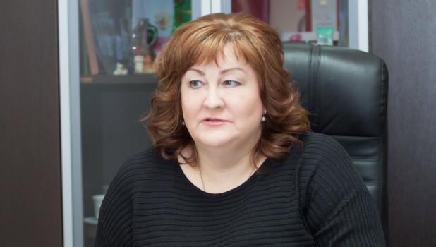 Антонида Устинова.