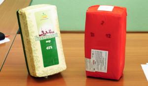В барнаульском Ашане нашли подозрительный якобы алтайский сыр