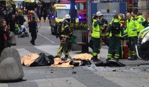 Теракт в Стокгольме 7 апреля 2017.