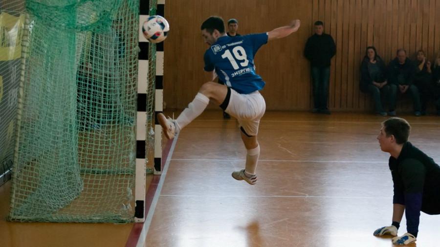 В Барнауле прошел финал краевого кубка по мини-футболу