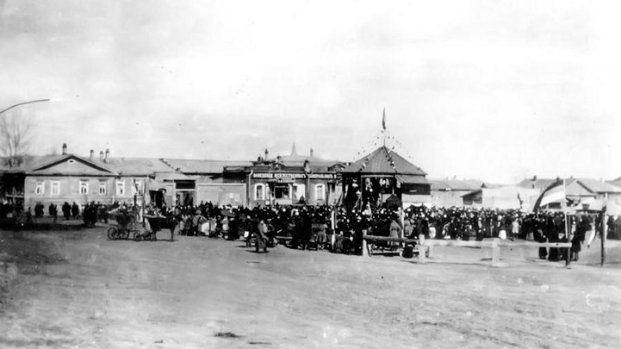 Старый базар (19-й век).
