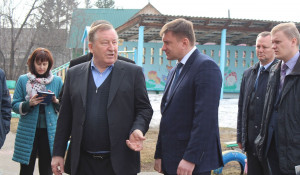 "Александр Карлин детский сад ""Радуга"" в Залесово"