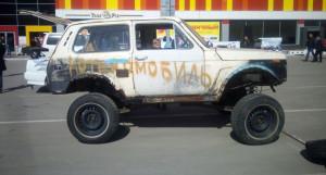 Авто-пати в Барнауле