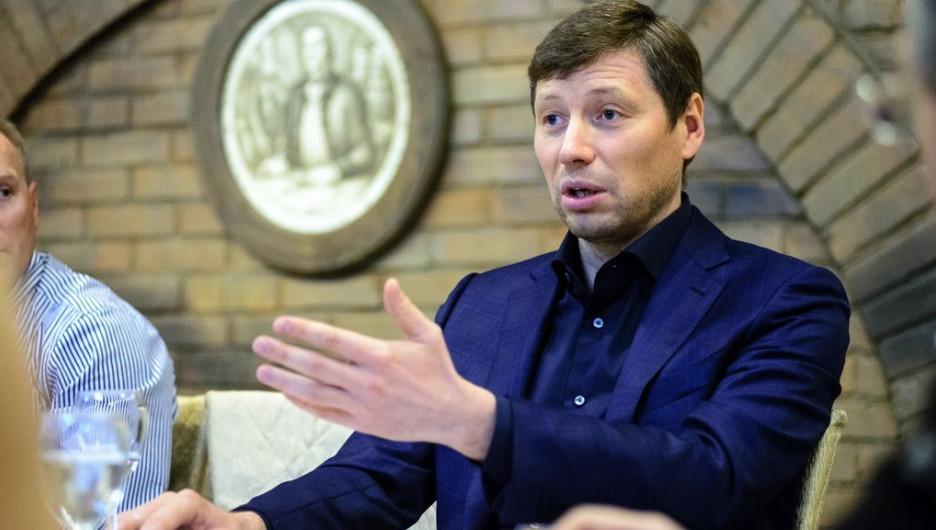 """Евгений Ракшин (""""Мария-Ра"""")."""