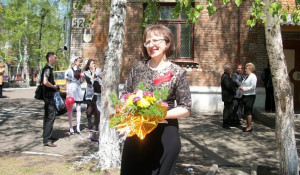 Ларионова Ольга Борисовна.