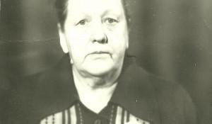 Анна Дмитриевна Игнашкина.