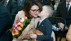 В Барнауле наградили лучших директоров за 2016 год