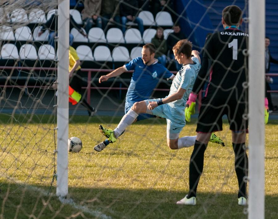 """Барнаульское """"Динамо"""" провело первый домашний матч в этом году"""