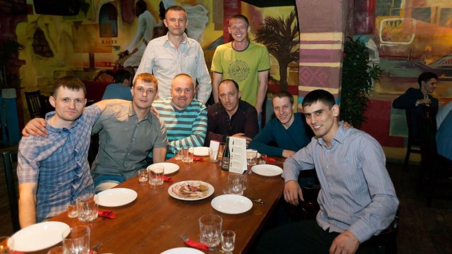 В Барнауле наградили лучших футболистов.