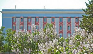 Здание администрации Алтайского края.