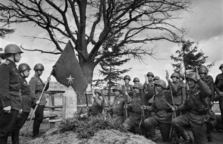 Редкие снимки войны.