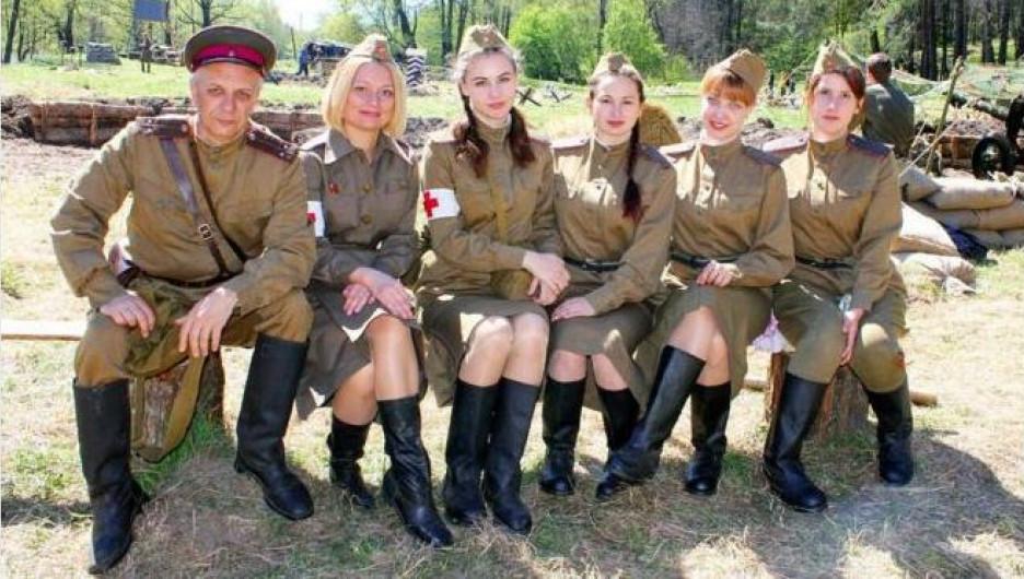 """Парад Победы и """"Бессмертный полк"""" в соцсетях."""