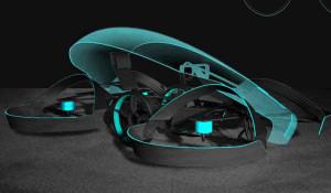 Проект летающего автомобиля Skydrive
