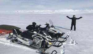 Путешествие вокруг Северного Ледовитого океана.