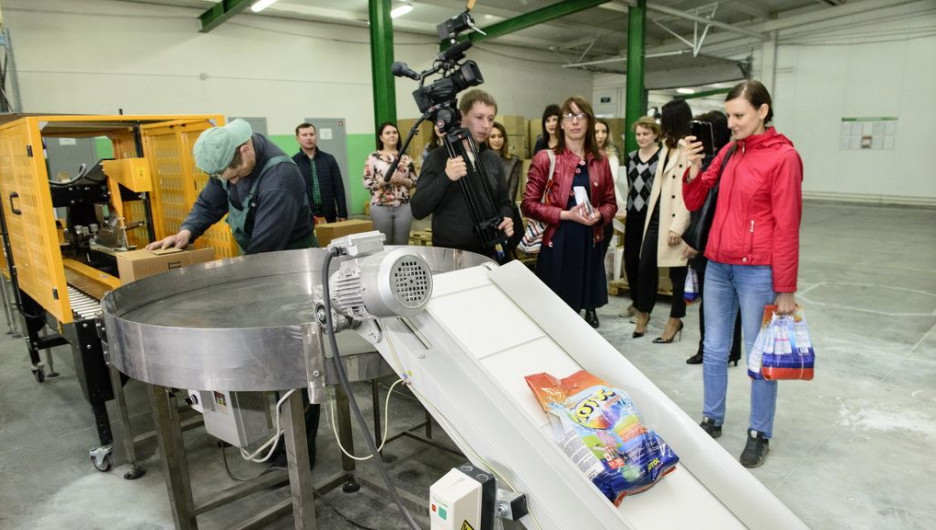 """""""Ренессанс Косметик"""" начал производство стирального порошка."""