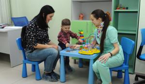 """Консультативно-диагностический центр """"Детское здоровье"""" разработал программу """"Я иду в детский сад!""""."""