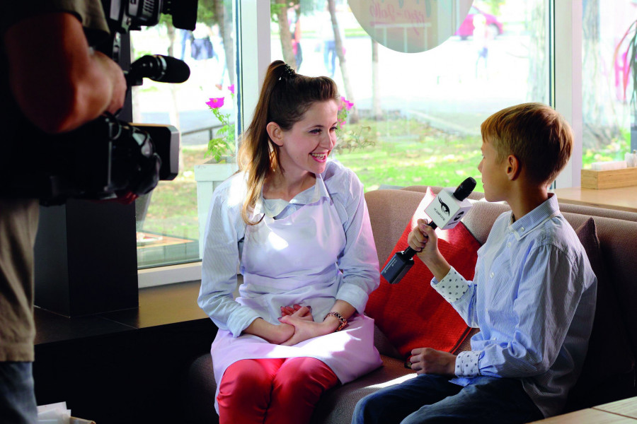 Барнаульская школа тележурналистики для детей объявляет новый набор.