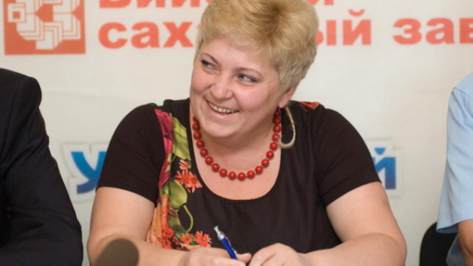 """Ольга Антипина, бывшая совладелица ассоциации """"Изумрудная страна""""."""