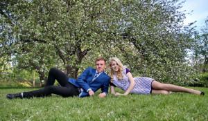 Барнаульские выпускники. Май 2017 года.