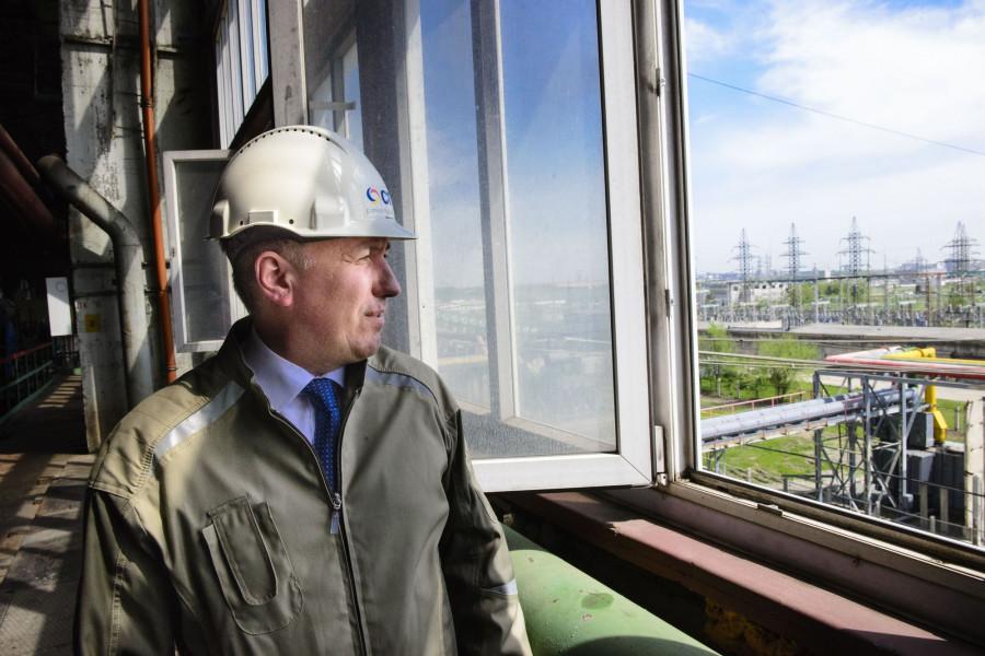 Барнаульская ТЭЦ-3. Энергетика.