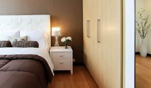 Спальня, мебель.