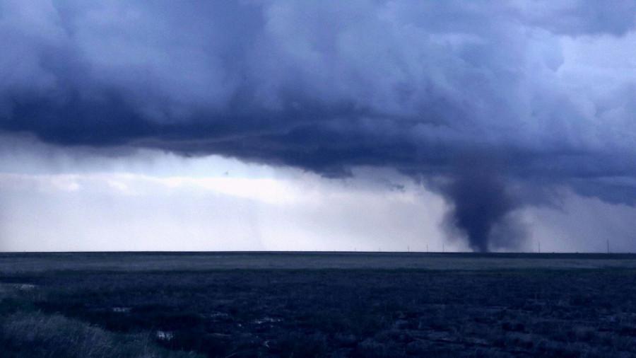 Ураган в Алтайском крае. 30 мая 2017.