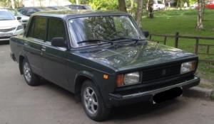 ВАЗ-2105.