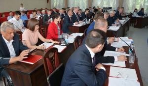 Заседание Барнаульской городской думы.