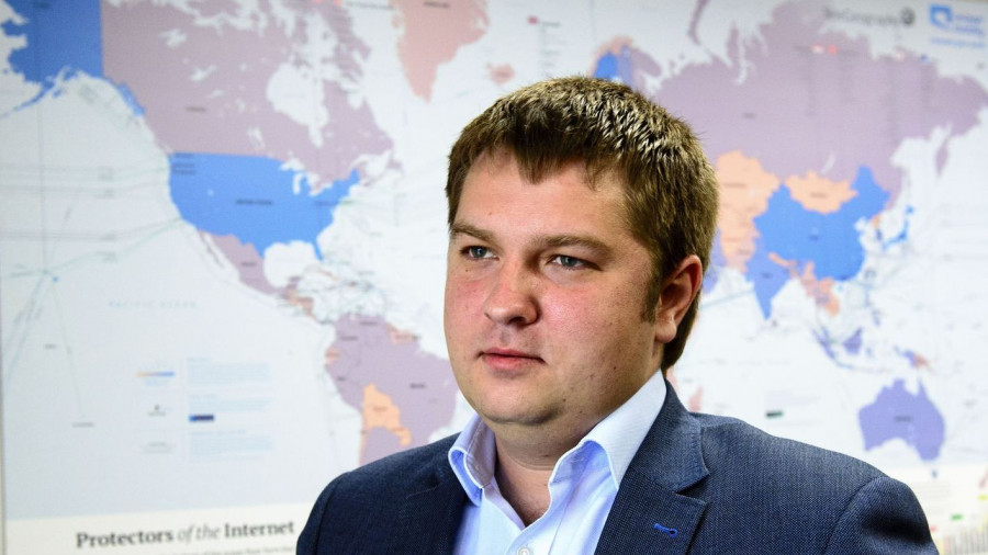 "Алексей Клушин, коммерческий директор компании ""Кортэл""."