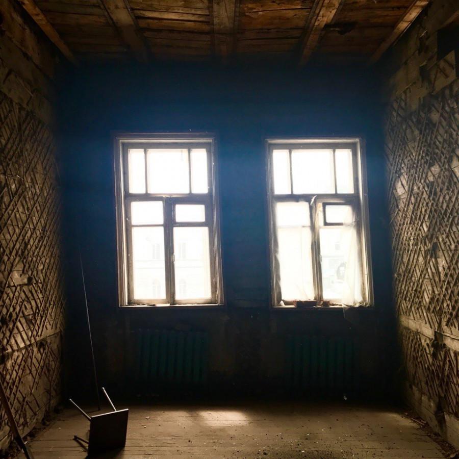"""В доме купца Шадрина (""""Русский чай"""") началась реставрация."""