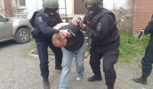 В Бийске задержали бизнесмена Башкатова.