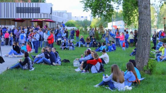 Международный фестиваль уличного кино.