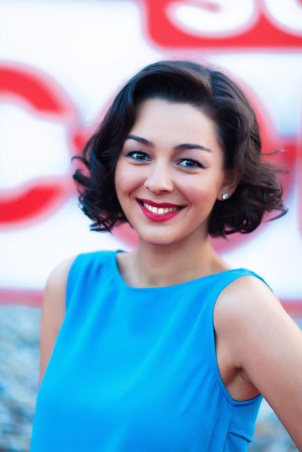 Марина Кравец.