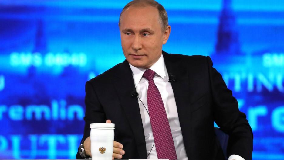"""""""Прямая линия"""" с Путиным. 15 июня 2017 года."""
