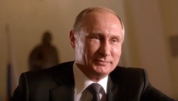 Путин. Интервью с Оливером Стоуном.